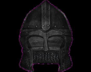 steel helmet skyrim elder scrolls fandom powered by