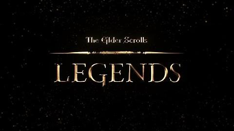 The Elder Scrolls Legends - E3 2015 Teaser Trailer
