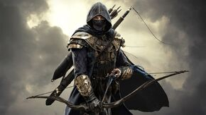 The elder scrolls online thief