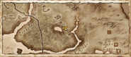 Wayshrine of Kyne map 1