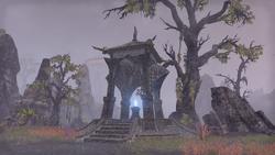 Дорожное святилище Пепельной дороги