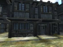 Здание в Бравиле (Oblivion) 8