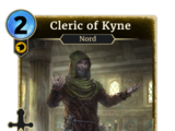 Cleric of Kyne