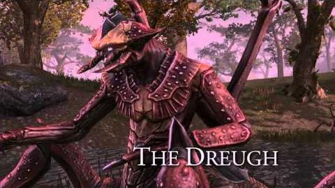 Creating Elder Scrolls Online - The Dreugh