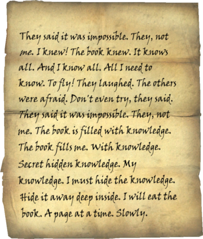 File:Journal of a Madman.png