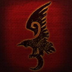 Herb Nokturny ze sztandaru z gry The Elder Scrolls Online