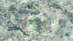 Карта Форт Кастав