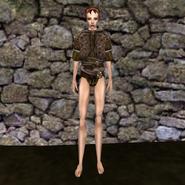 Простая рубашка (Morrowind) 9 (жен)