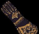 Maurrie's Left Glove