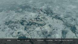 Mount Anthor Map