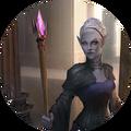 Queen Barenziah avatar (Legends).png
