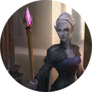 Queen Barenziah avatar (Legends)