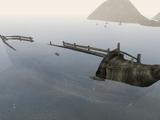 Shunned Shipwreck