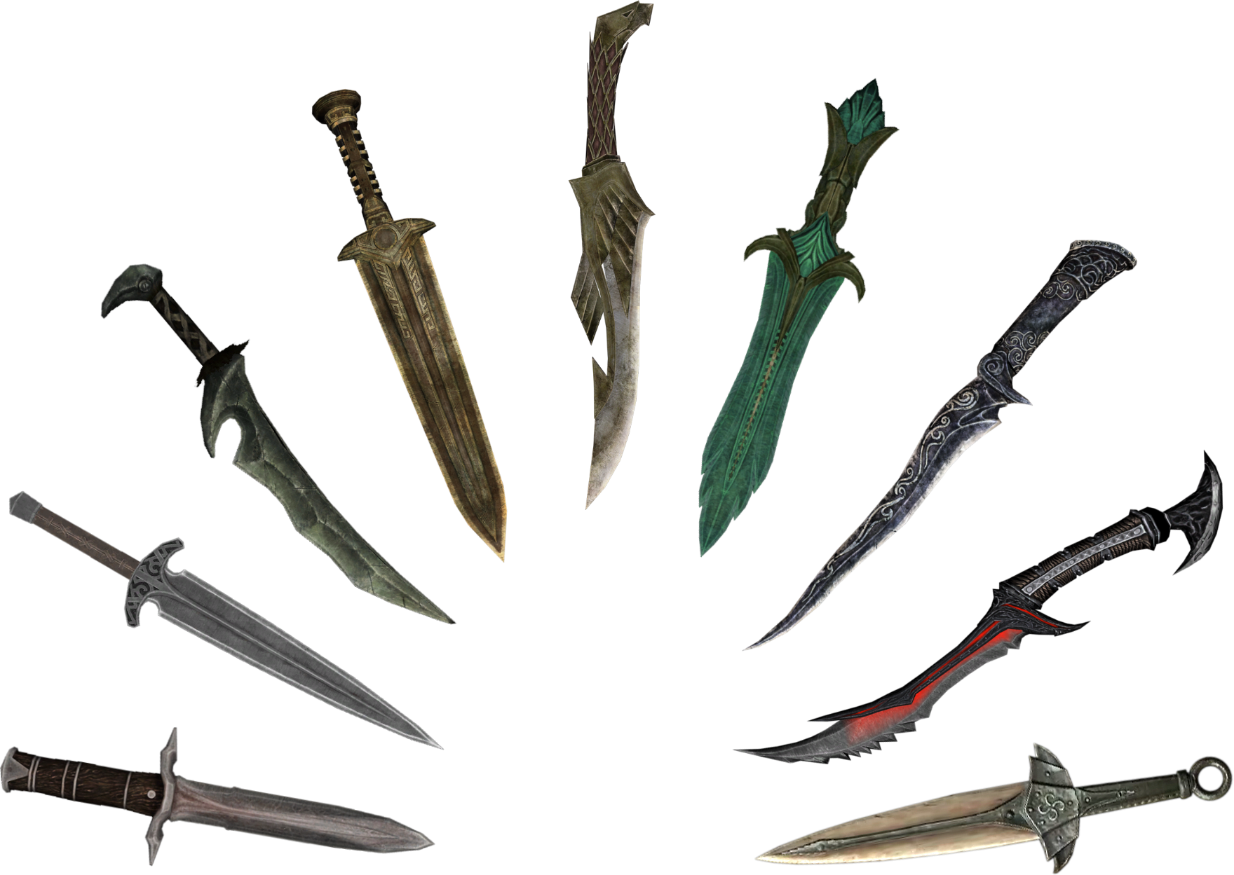 Daggers (Skyrim) | Elder Scrolls | FANDOM powered by Wikia