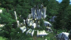 Wendir ruin by raffer c-d4x5syn
