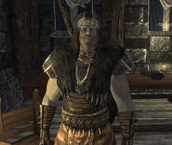 Галмар Каменный кулак