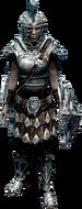 Имперская броня с офицерским шлемом (ж)
