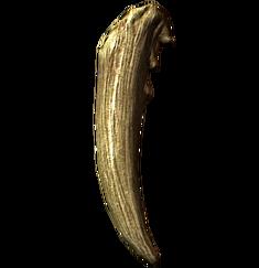 Клык хоркера
