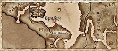 Форт Ирония (Карта)