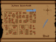 Alten Meirhall full map