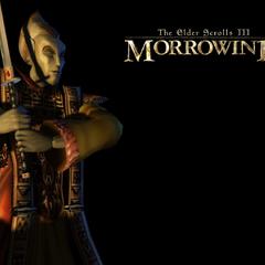 Altmer w TES III: Morrowind