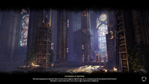 Cathedral of Akatosh Loading Screen