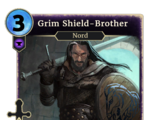 Grim Shield-Brother