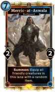 Merric-at-Aswala (Legends) DWD