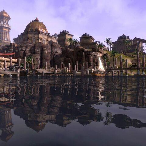 Sentinel w The Elder Scrolls Online