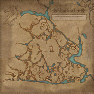 Shadowfen Map