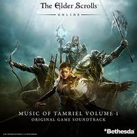 The Music of Tamriel vol 1 album cover