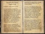 Thwarting the Daedra: Dagon's Cult
