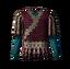 Красный бархатный наряд
