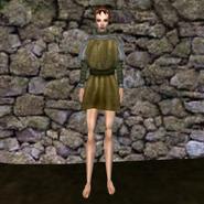Простая рубашка (Morrowind) 15 (жен)