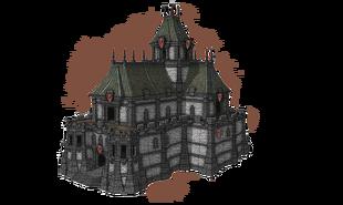 Сиродильская крепость (концепт-арт)
