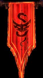 Эмблема Вермины, без фона