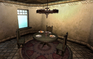 Benirus Manor Dining