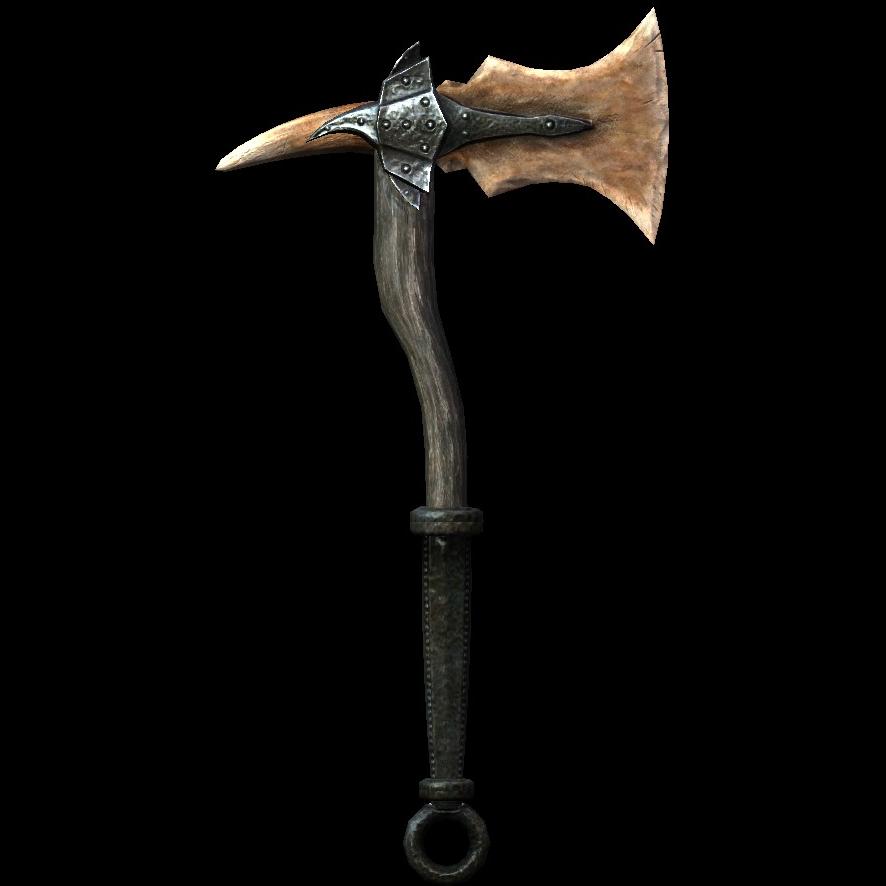 Dragonbone War Axe Elder Scrolls Fandom Powered By Wikia