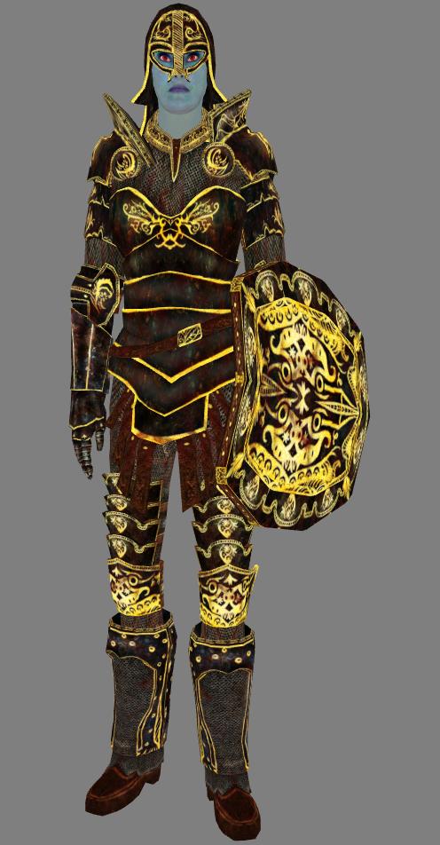 Where can i buy ebony armor