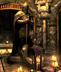 Shrine of Talos Skyrim