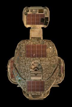 Дом Пеллеции Аурус. План