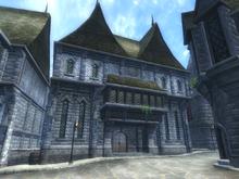 Здание в Скинграде (Oblivion) 6