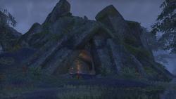 Пещера Горький корень