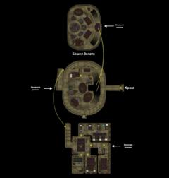 План Башни Заката