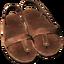 Свадебные сандалии