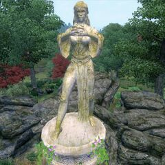 Kaplica Meridii z gry The Elder Scrolls IV: Oblivion