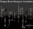 Mod Dragon Bone Weapons Complete