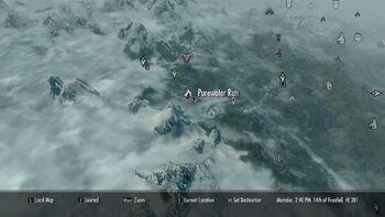 Purewater Run   Elder Scrolls   FANDOM powered by Wikia