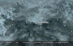 Schelkayuschaya peschera map