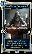 Studious Greybeard (Legends) DWD